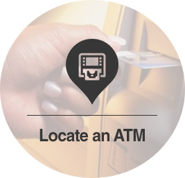Locate an ATM quick link